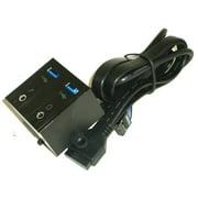 NEW Obsidian Series 250D USB/Audio I/O Panel By Corsair CC-8930225