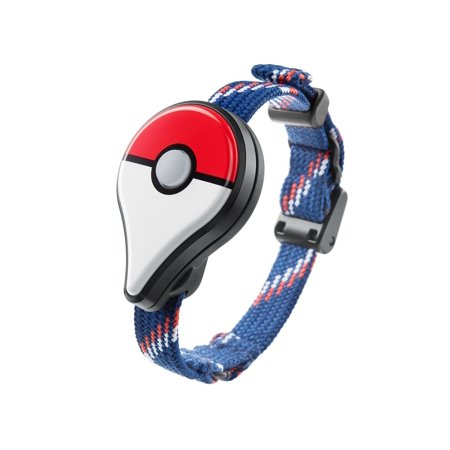 Pokemon GO Plus Accessory (Android & iOS Compatible) Explore the world with Pokemon GO Plus at your side! The Pokemon GO Plus is an accessory that is compatible with any smart phone that has the Pokemon GO application installed. When a Pokemon is close by, the Pokemon GO Plus will begin to vibrate. Simply click on the button and you will able to catch a Pokemon while you are out and about. With the Pokemon GO Plus, users can catch Pokemon with a simple click of a button. When the Pokemon GO Plus is paired via Bluetooth LE to a phone that has the Pokemon GO application installed, players can encounter and catch Pokemon like never before. Users will also encounter set locations called Poke Stop, where you can collect items like Poke Balls, Berries, and even Pokemon Eggs. The Pokemon GO Plus is easy and convenient, allowing the player to continue with their daily activities without having to look at their phone.Pokemon GO Plus:Catch Pokemon like never beforeNearby Pokemon will vibrate the accessory, ensuring you never miss a catchPairs via Bluetooth LE to any smartphone with Pokemon GO installedWorks with both Android and iOSContinue catching them without looking at your phone