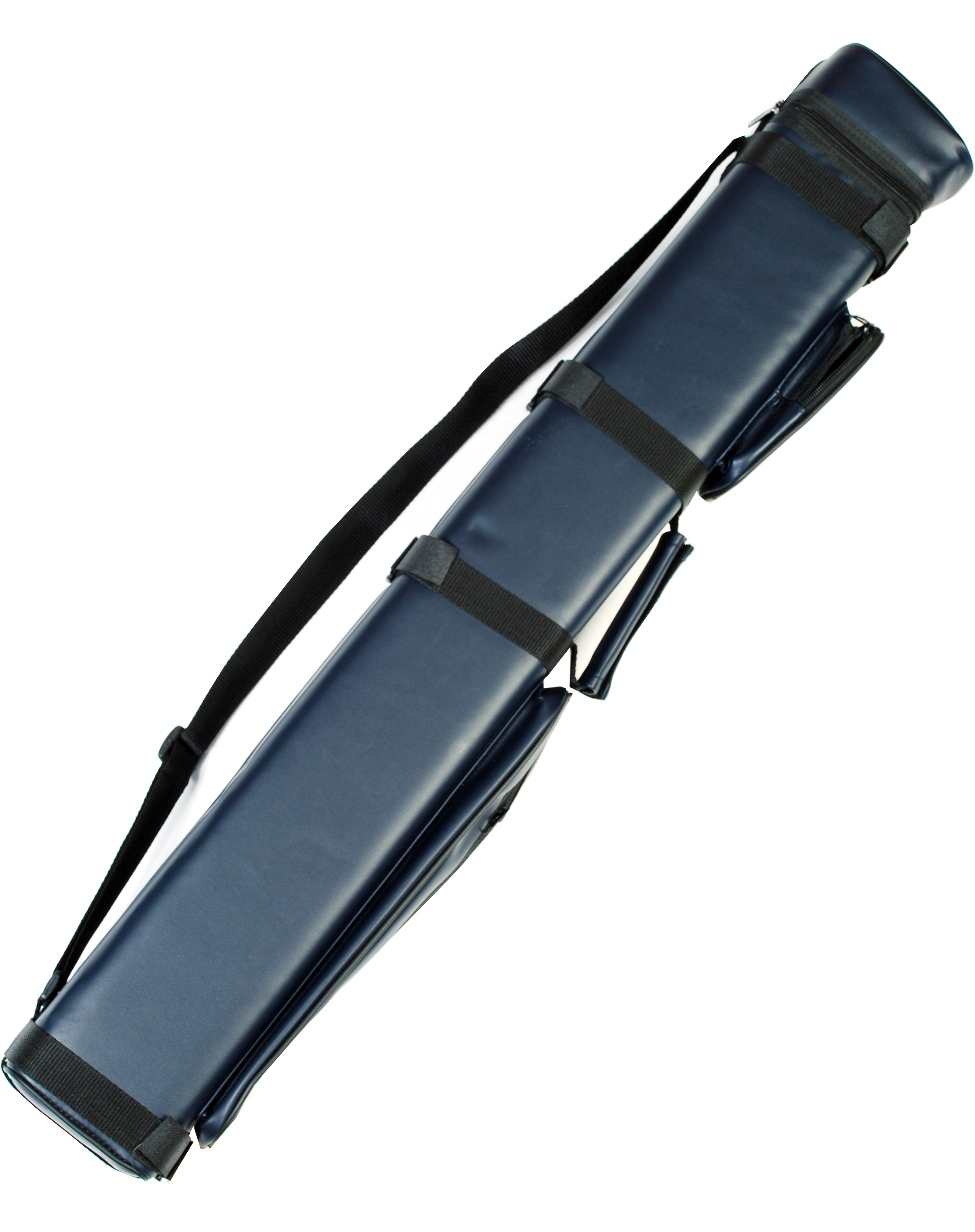 3X6 Hard Billiard Stick Pool Cue Case Blue 3 X 6 by