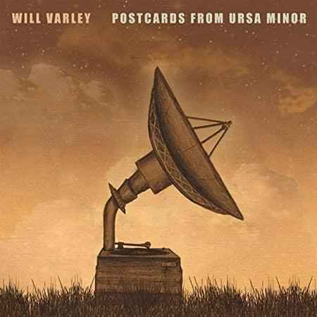 Postcards From Ursa Minor (CD)