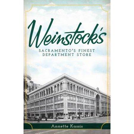 Weinstock's: : Sacramento's Finest Department - Spirit Store Sacramento