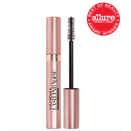 L'Oreal Paris Voluminous Lash Paradise Waterproof Mascara, (Best Mascara For Long Lashes)