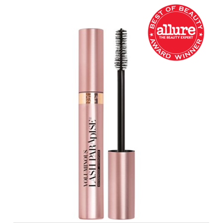 L'Oreal Paris Voluminous Lash Paradise Waterproof Mascara, Black, 0.25 fl.