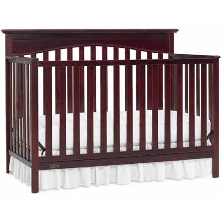 This Crib Is Made Of Solid Pine Wood And Converts To A Toddler Bed Daybed Full Size Headboard So Your Little One Will Get Many Years Use Out It