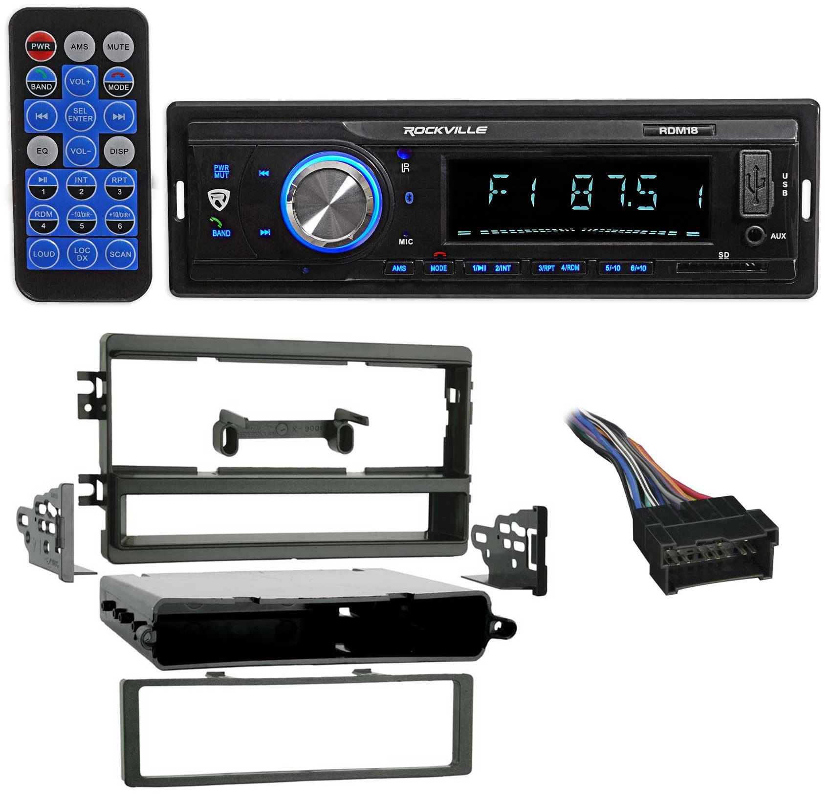 Digital Media Bluetooth Stereo FM/MP3 USB/SD Receiver For 2003-2005 KIA Sedona
