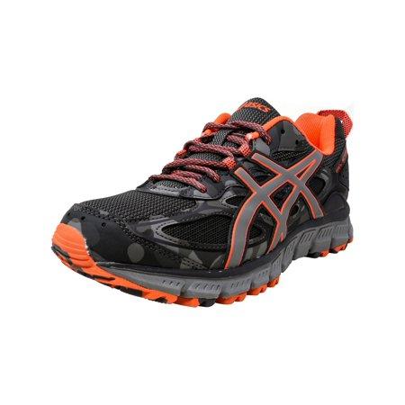 size 40 334c7 dab04 ASICS - Asics Women's Gel-Scram 3 Steel Grey / Flash Coral Aluminum  Ankle-High Leather Running Shoe - 12M - Walmart.com