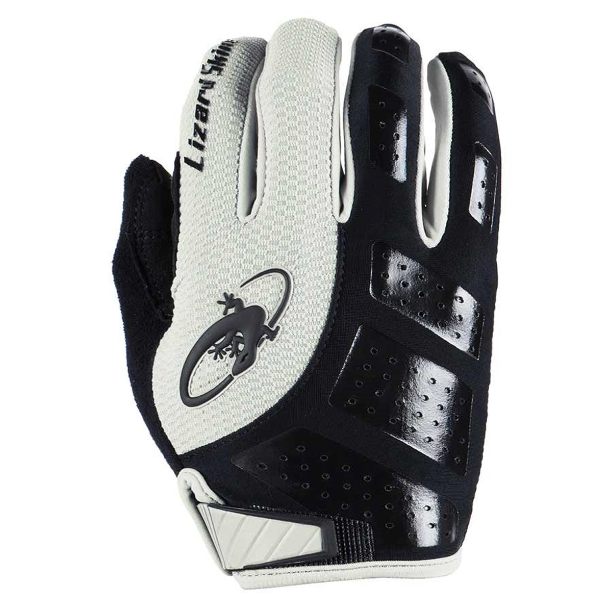 Lizard Skins, Monitor SL, Gloves, Long Fingers, Gray/Jet Black, M