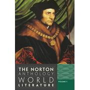 The Norton Anthology of World Literature, Volume C