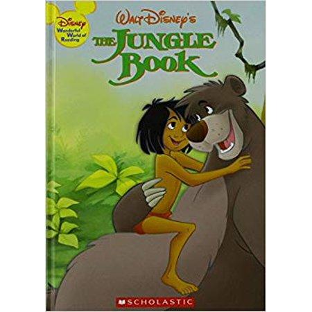 The Jungle Book (Disney's Wonderful World of Reading) (Wonderful World Of Disney Trivia)