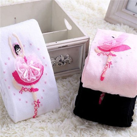 Baby Toddler Infant Kids Girl Cotton Warm Pantyhose Socks Stockings Tights 1-10Y - image 2 de 5