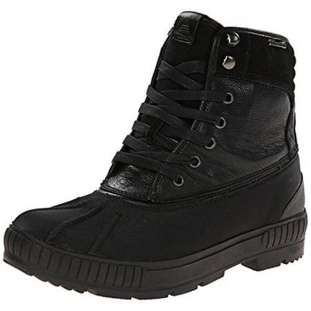 ALDO - Aldo Mens Indrakova Leather Waterproof Snow Boots