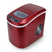 Best New Portable Ice Makers - DELLA 048-GM-48184 Portable Electric Ice Maker Machine, Red Review