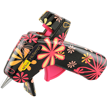 AdTech Designer Series Black Daisy Hi Temp Hot Glue Gun