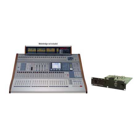 Tascam DM-4800 Digital Mixer with IF-FW/DMmkII Card