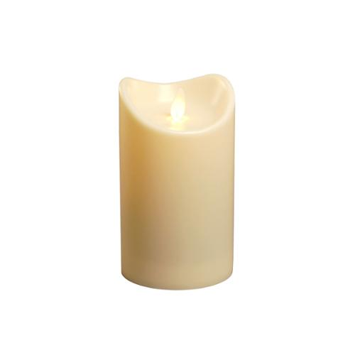 JH Specialties Inc Action Flame 5-inch Battery Operated LED Candle by Overstock