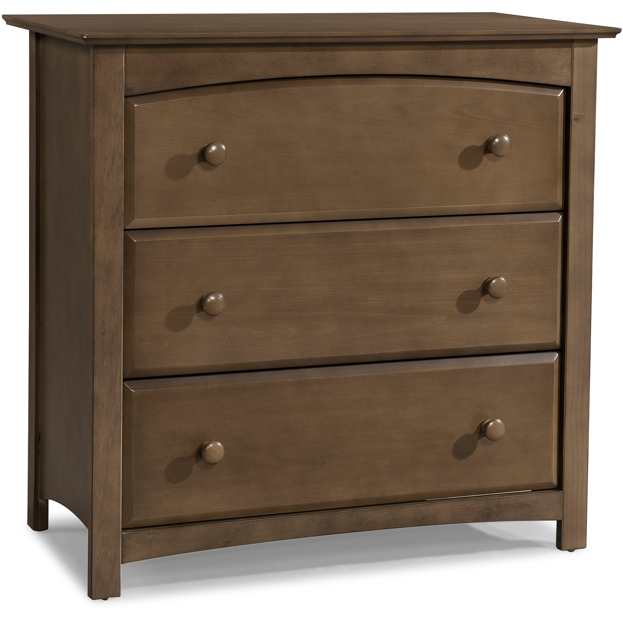 Storkcraft Kenton 3-Drawer Universal Dresser
