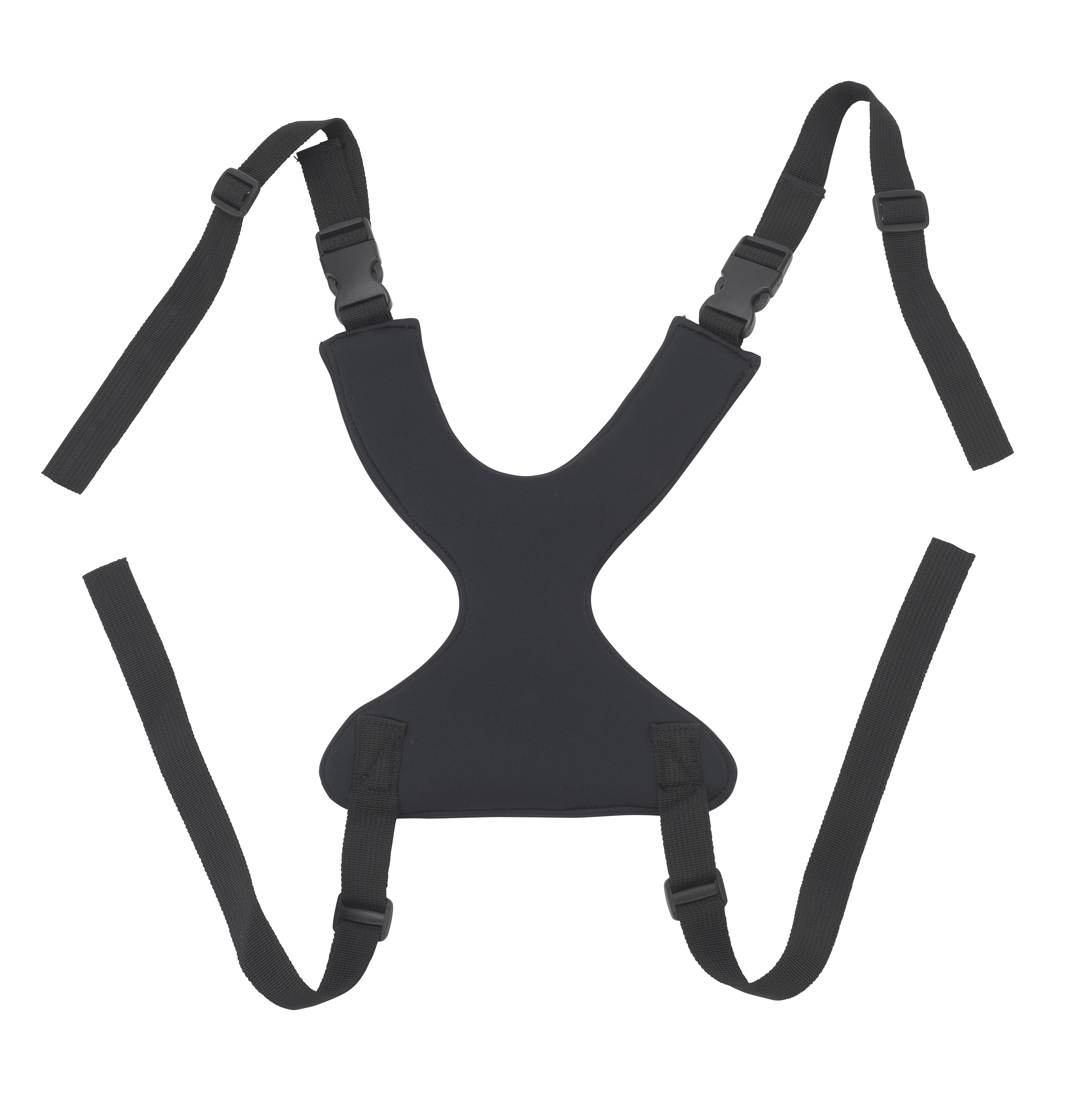 Seat Harness for all Wenzelite Anterior and Posterior Safety Rollers and Nimbo Walkers, Pediatric