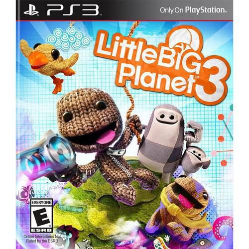 Little Big Planet 3 (PS3) - Pre-Owned