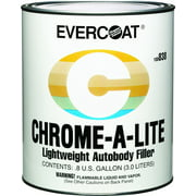 Fibreglass Evercoat 838 Chrome-a-lite Body Filler - Gallon