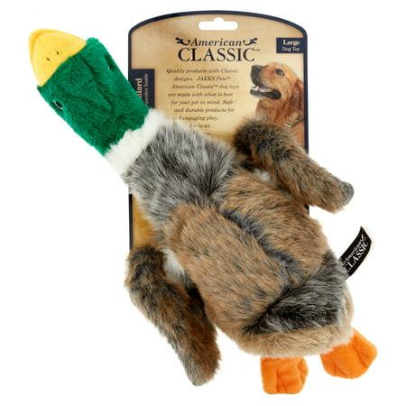 (American Classic Mallard Dog Toy, Large [Multicolored])