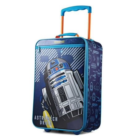 "American Tourister Star Wars 18"" Kids Softside Luggage"