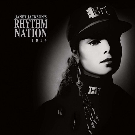 Janet Jackson's Rhythm Nation 1814 (Vinyl)