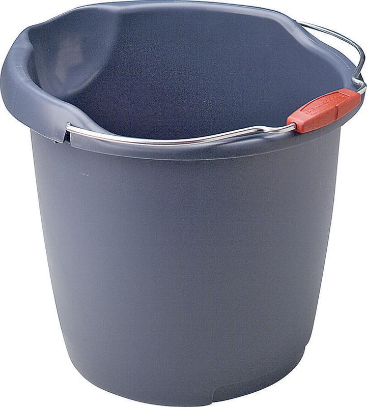 Rubbermaid FG296900ROYBL Utility Bucket, 13.33 in W x 11.95 in, Plastic