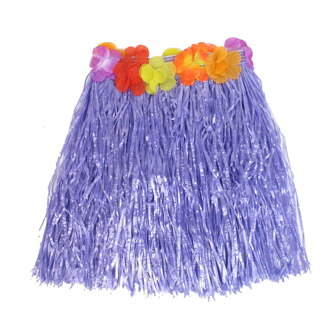 Purple Grass Skirt