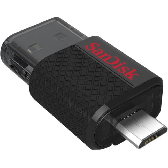 SanDisk Ultra Dual - USB flash drive - 32 GB - USB 3.0
