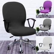 Office Chair Covers, TSV Decor Removable Cover Stretch Cushion Computer Chair /Desk Chair/Boss Chair /Rotating Chair / Executive Chair Stretch Cover Protector