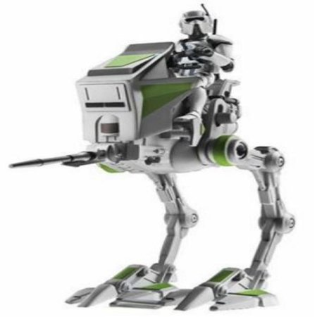 Star Wars Revenge of the Sith: AT-RT With AT-RT DRIVER - Sith Outfit