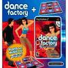 dance factory game & mat bundle - playstation 2