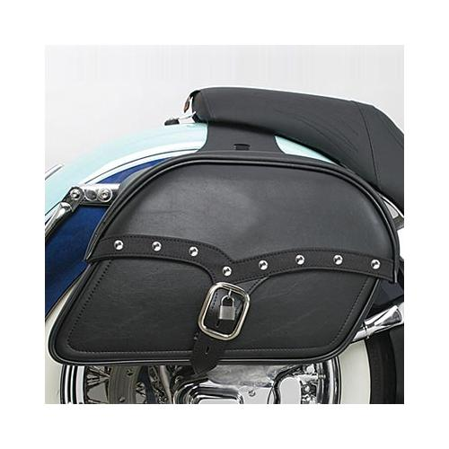 Saddlemen Midnight Express Slant Saddlebags Jumbo Desperado