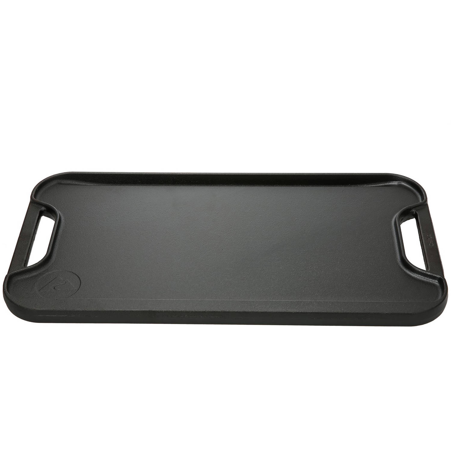 Ozark Trail Large Cast Iron Reversible Griddle, Pre-Seasoned by IMPORT-CY TOP LIMITED