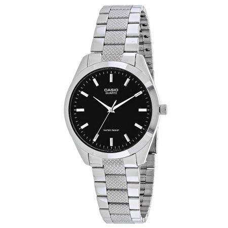 Casio Men's Classic Watch Quartz Mineral Crystal MTP-1274D-1A