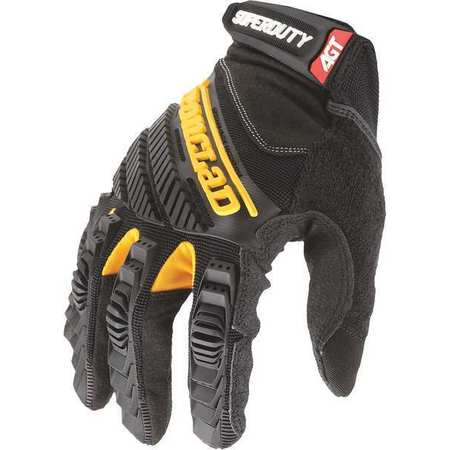 Ironclad Size L Mechanics Gloves,SDG2-04-L