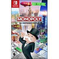 Monopoly, Ubisoft, Nintendo Switch, 887256032043