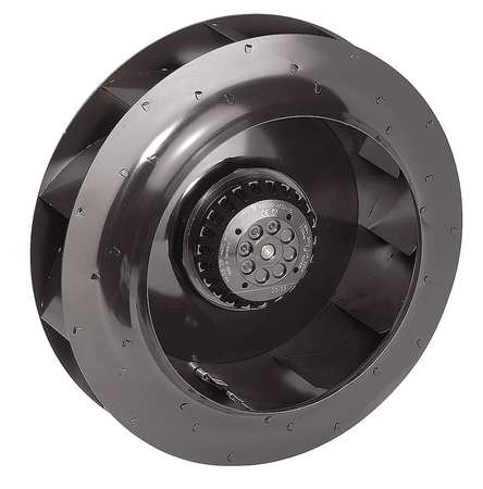 EBM-PAPST R4E280-AD12-15 Motorized Impeller, 11 in., 115VAC