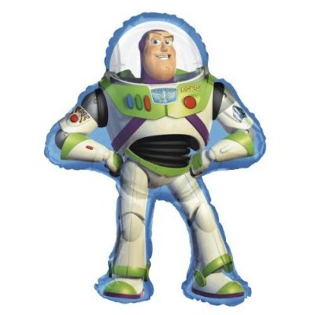 Anagram Toy Story 'Buzz Lightyear' Supershape Balloon (1ct)