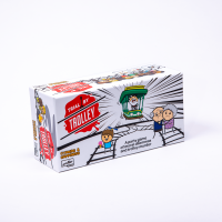 Trial by Trolley Party Game