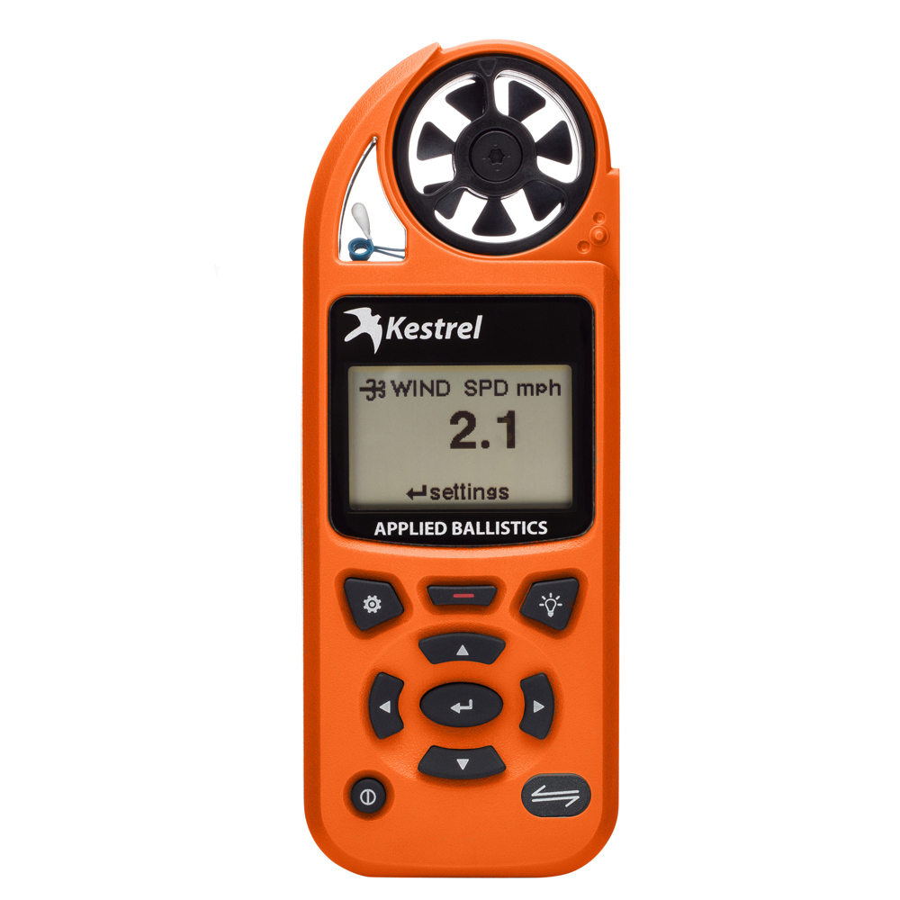 KESTREL 5700A ELITE WEATHER METER W/APPLIED BALLISTICS -