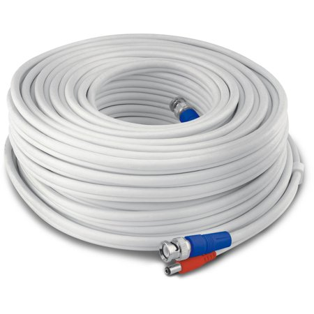 Walmart ONN BNC Security Cable, 75′