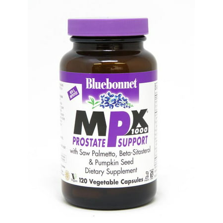 Bluebonnet Nutrition MPX 1000® Prostate Support, 120 Count