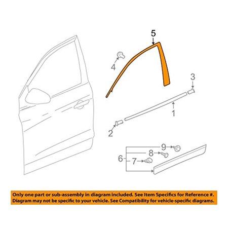 Groovy General Motors 20940968 Window Frame Applique Left Rear Walmart Com Wiring Cloud Hisonuggs Outletorg