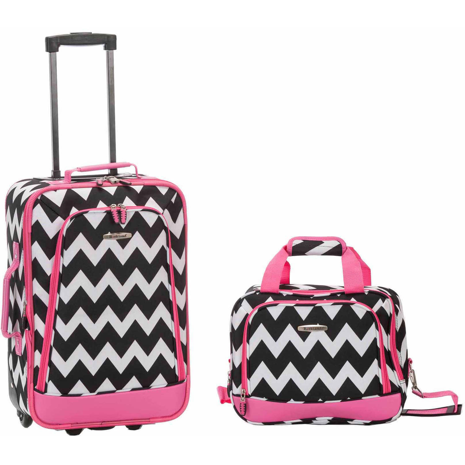 Rockland Luggage Rio 2-Piece Luggage Set