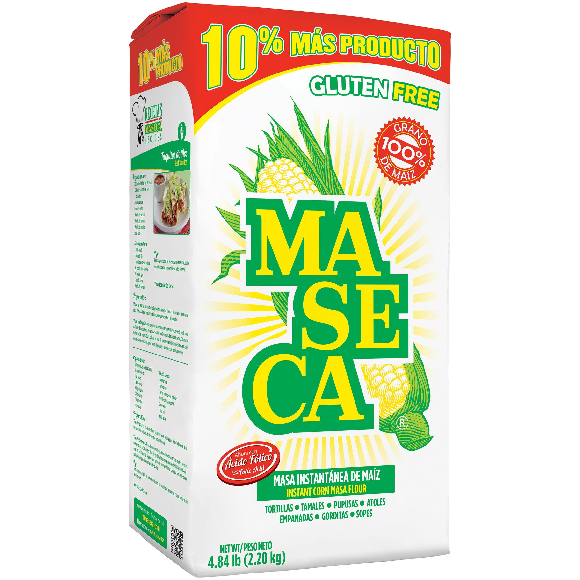 Maseca® Instant Corn Masa Flour 4.4 lb. Bag
