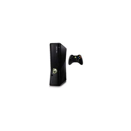 Refurbished Xbox 360 Slim Video Game Console With 120GB HardDrive 1 Xbox 360 Wireless