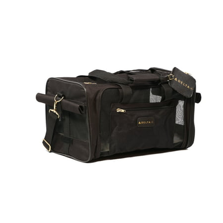 Sherpa® Travel Delta® Air Lines® Airline Approved Pet Carrier, Medium, -