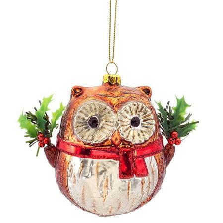 Berry Christmas Ornament - Melrose 3.5