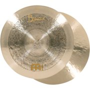 Meinl Byzance Jazz Tradition Hi-Hat Cymbal Pair 14 in.